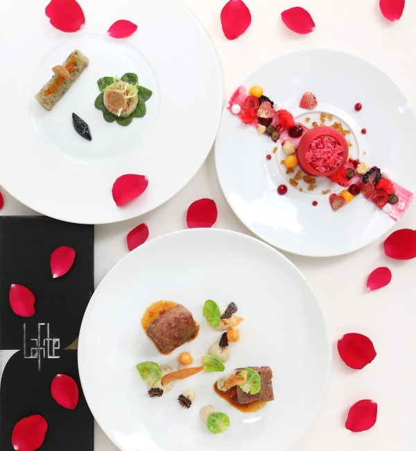 Enjoy an exquisite six-course Valentine's Day Dinner at Lafite, Shangri-La Hotel, Kuala Lumpur