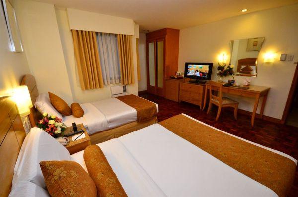 City Garden Suites Hotel