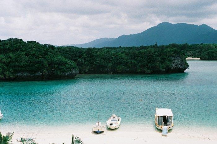 Ishigaki Island in Japan photo by @topf52 via Unsplash