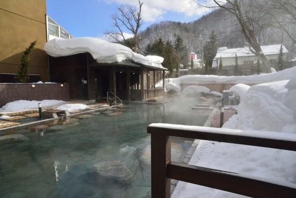 Jozankei Onsen - Hot Springs in Sapporo