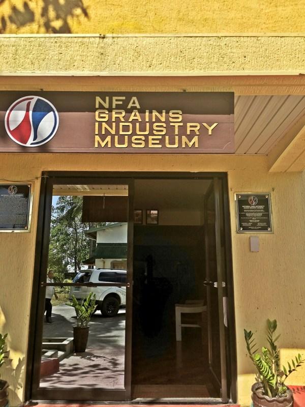 Museum ingress