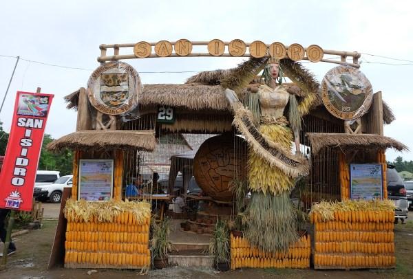 San Isidro Bambanti Booth