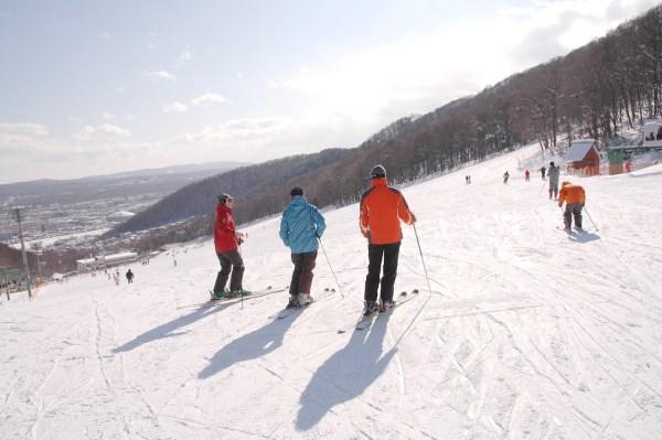 Sapporo Moiwayama Ski Ground