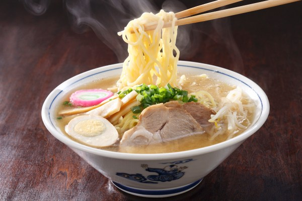 Sapporo is the birthplace of miso ramen