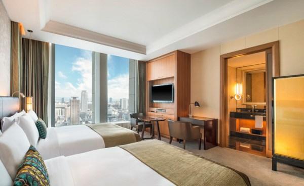 The St. Regis Osaka Hotel