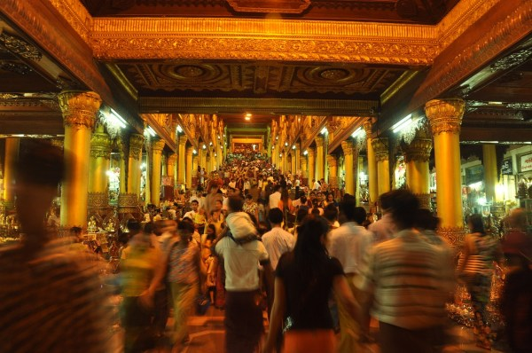 Fun Things to Do in Yangon
