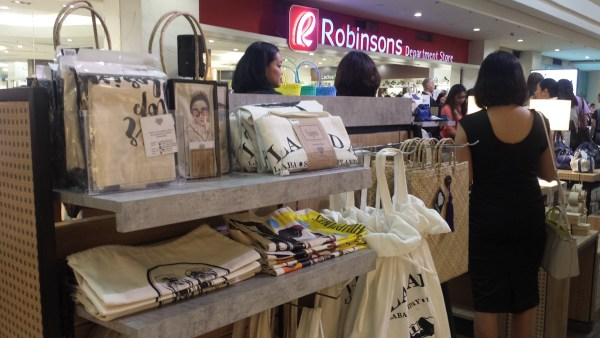 Go Lokal at Robinsons Mall