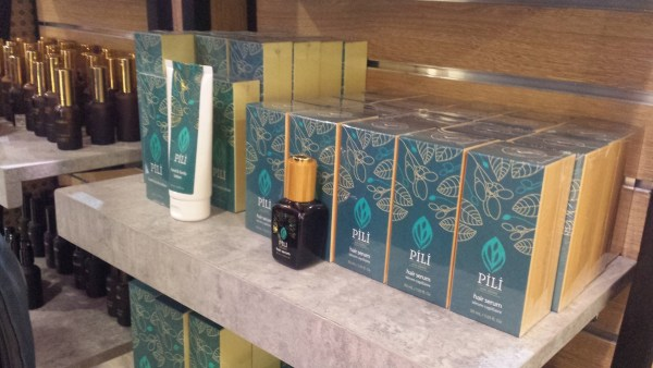 Go Lokal hair and body care products