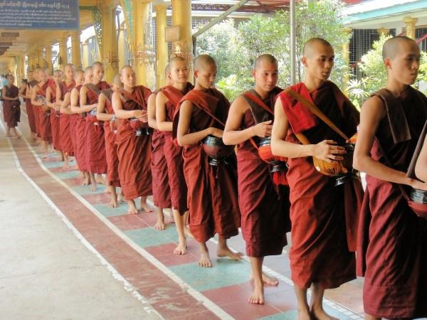 Kalaywa Monastery Monks