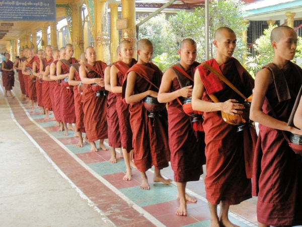Kalaywa Monastery Monks