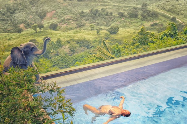 Luljetta Hanging Gardens and Spa - Most Beautiful Infinity Pools