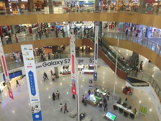 Myanmar Plaza Shopping Center