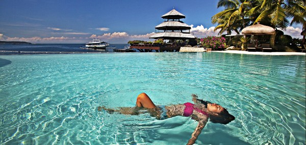 Peal Farm Beach Resort in Garden Island City of Samal