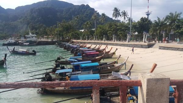Phi Phi Island tour in Phuket Thailand