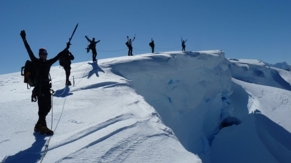 Ski Mountaineering