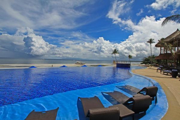 The Bellevue Resort Bohol Infinity Pool