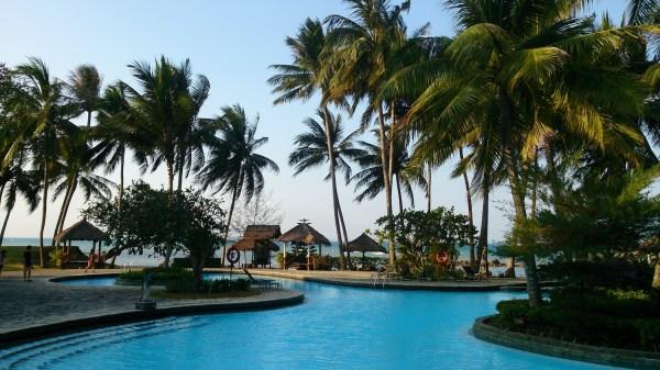 Turi Beach Resort in Batam Island