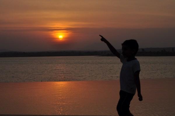 Visit Goa - Sunset