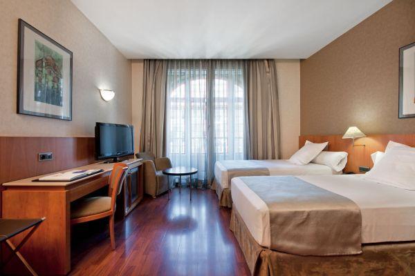 Catalonia Gran Via Hotel in Madrid