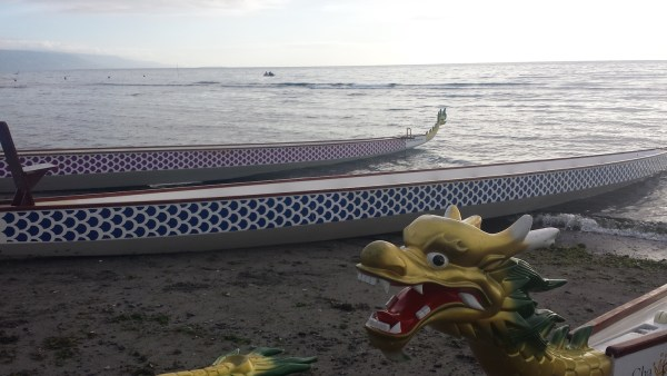 Dragon Boat Challenge 2017 in Dumaguete City