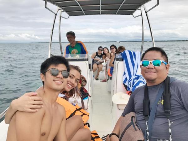Island Hopping in Bohol