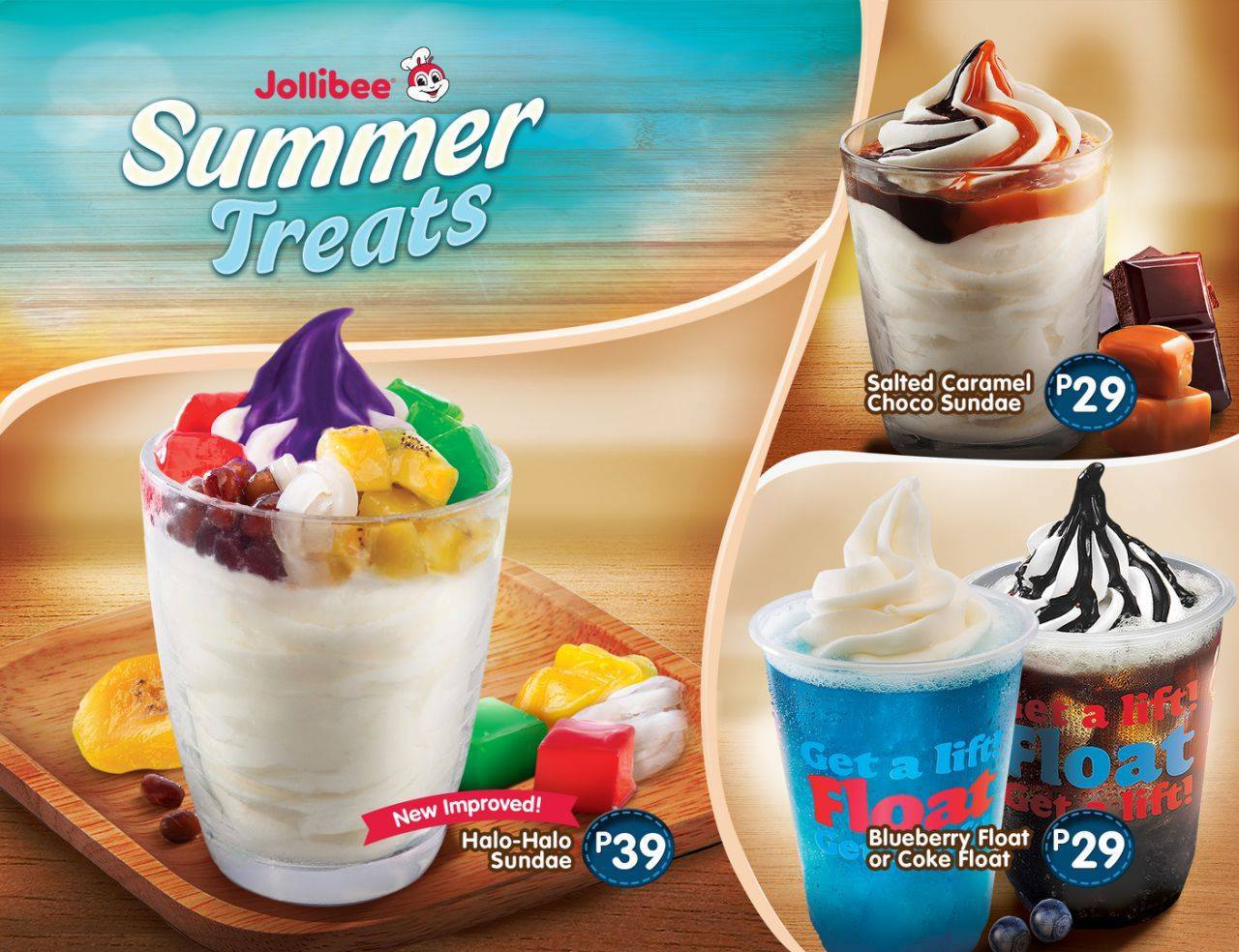 JollibeeSummerTreats Now Available Beat The Summer Heat With These Unbeatable Desserts
