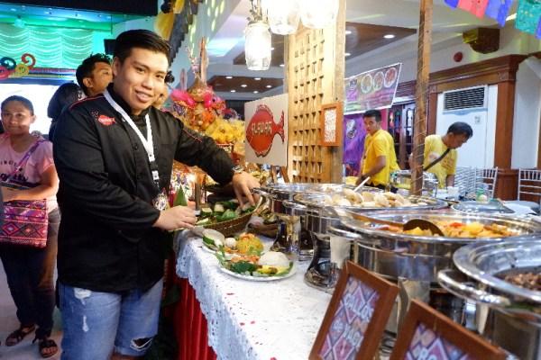 Jomari Alfaro of Zamboanga's Alavar Restaurant