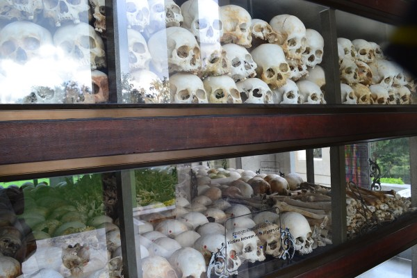 Killing Fields, Cambodia