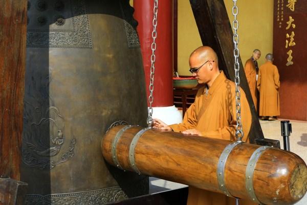Monk in Taiwan