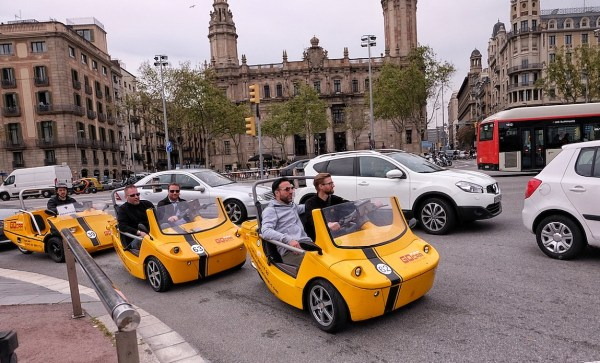 New Exciting way to explore Barcelona