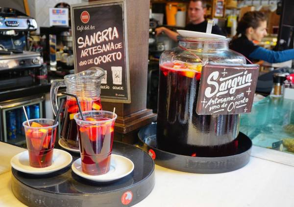 Sangria Shop by Mark Acosta