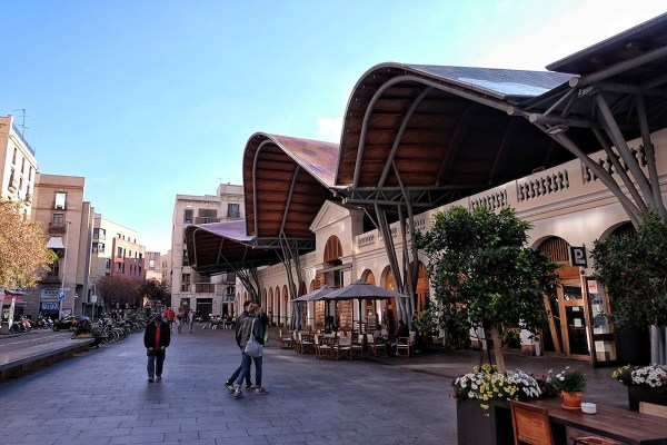 Santa Caterina Food Market