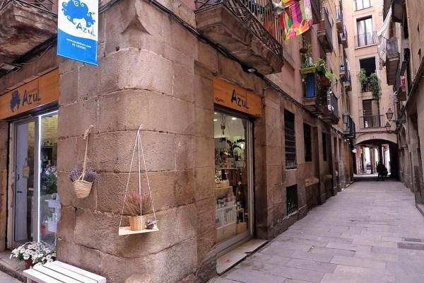 Shops at El Born District