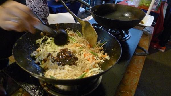 Affordable Pad Thai at Sugbo Mercado