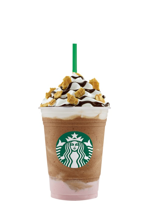 Banana Split Mocha Frappuccino - New Flavors of Starbucks
