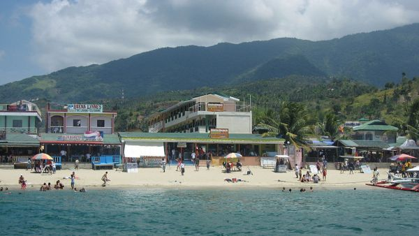 Beach Trip - Puerto Galera in Mindoro