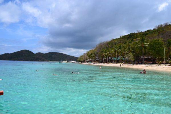 Beach in Siquijor Island