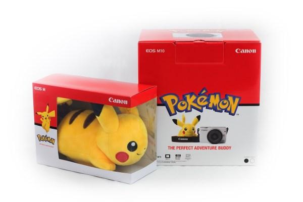 Canon X Pokemon Promo