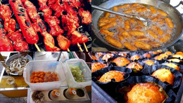 Cebu Street Foods and Delicacies