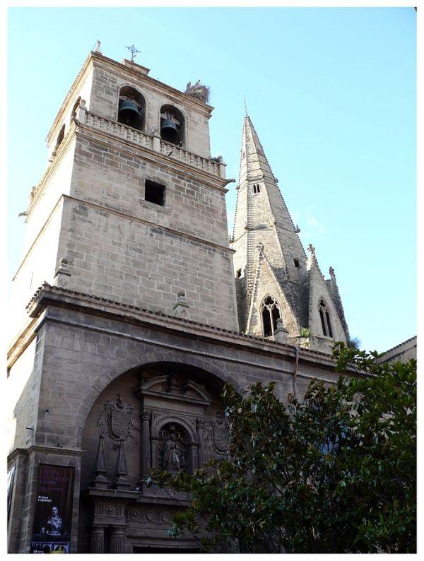 Church of Santa Maria de Palacio