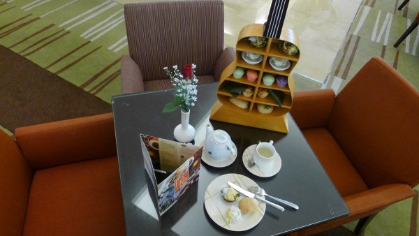 Filipino Afternoon Tea at Waterfront Cebu