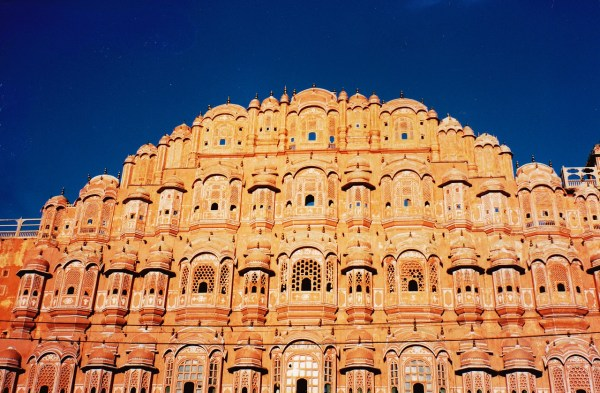 Jaipur is a palace in India
