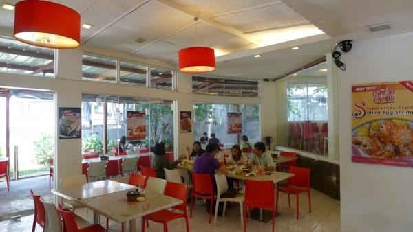 Interiors at Choobi Choobi Mabolo