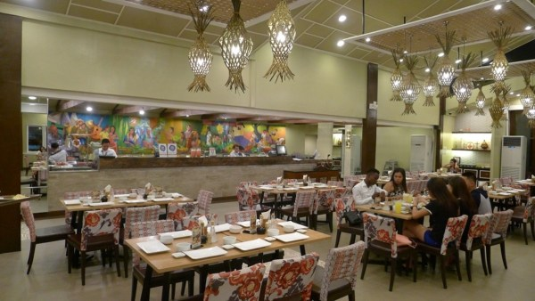 Interiors at Salinas at Golden Cowrie