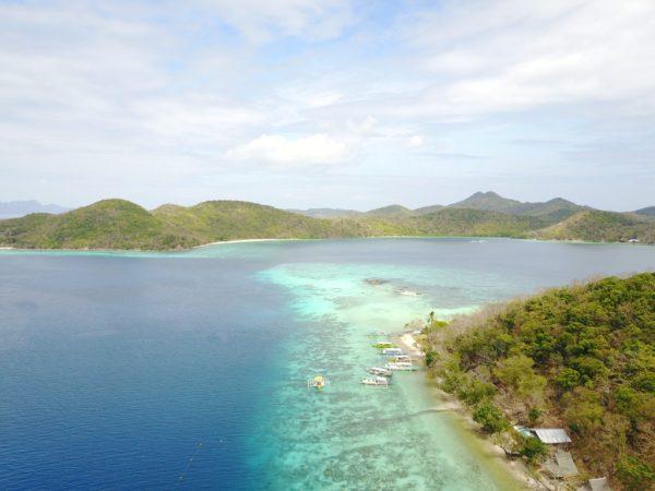 Island Hopping in Coron Palawan