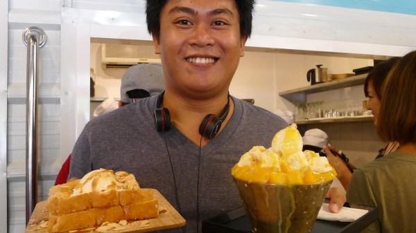Korean Desserts at Snow Shack