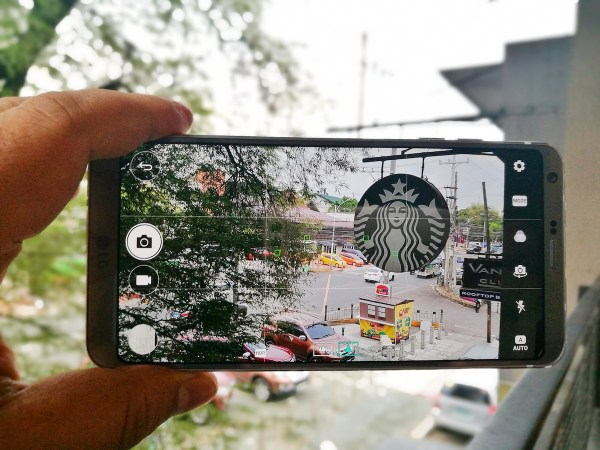LG G6 Smartphone Camera - Mobile Photography Tips