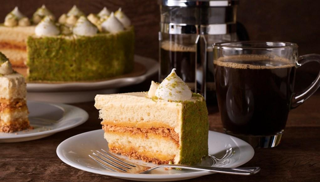 Lime Torte Cake