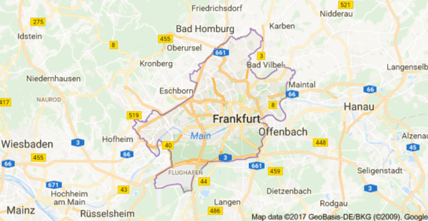 Travel Guide to Frankfurt am Main
