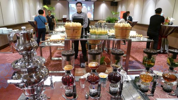 Mango-themed break for in-house events